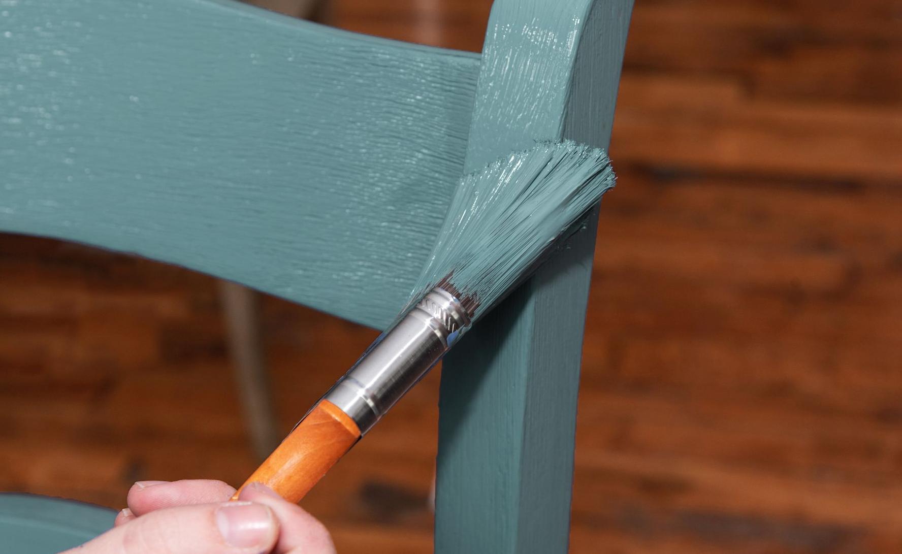 refinish furniture paint