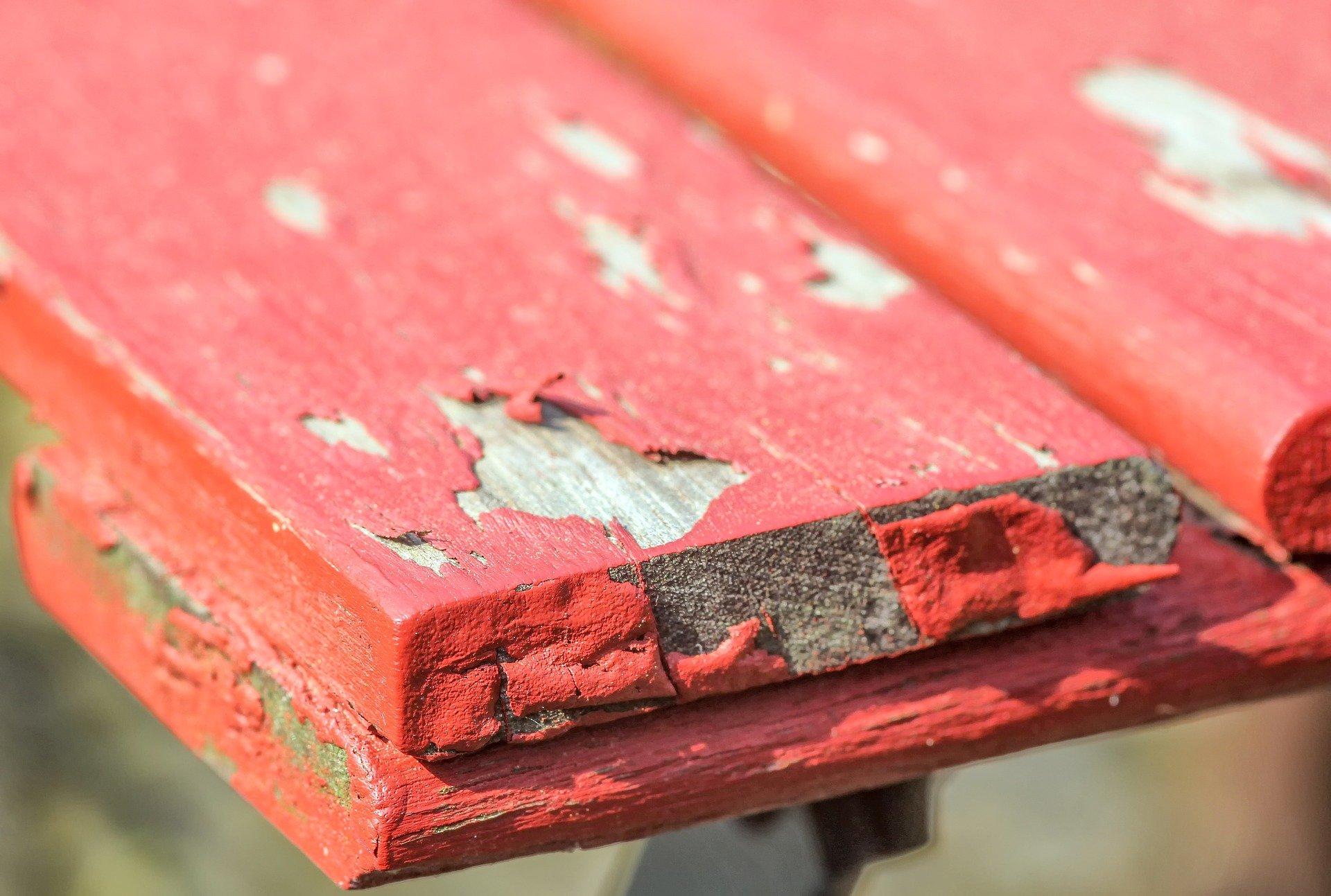 strip paint furniture