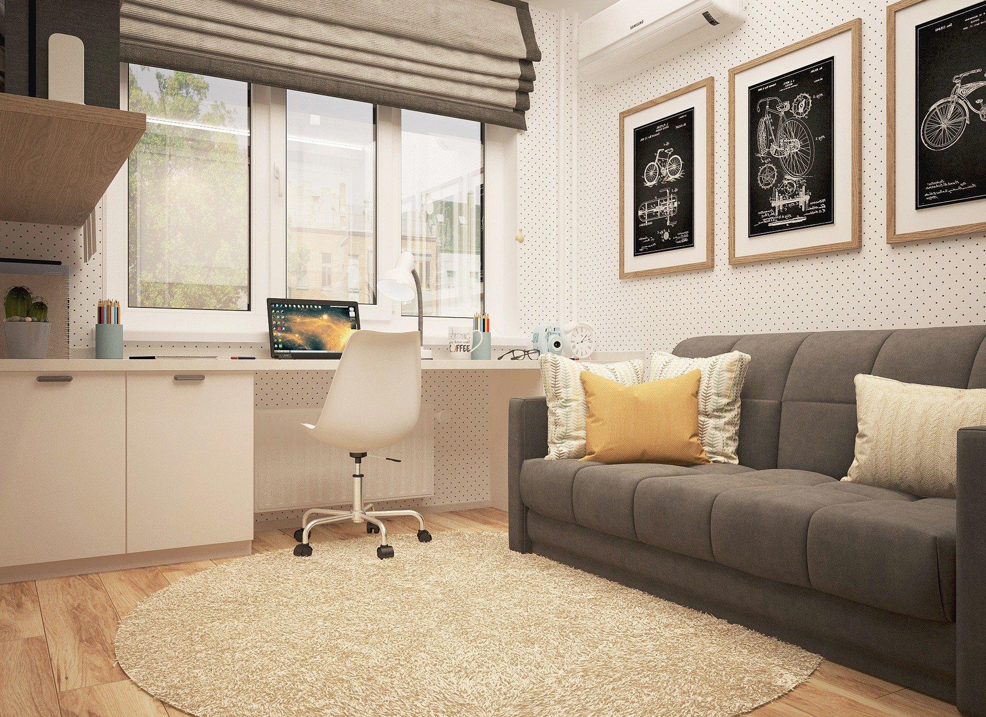 upholster furniture